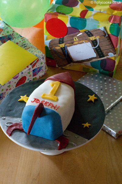 Rocket Birthday Cake Recipe Uk