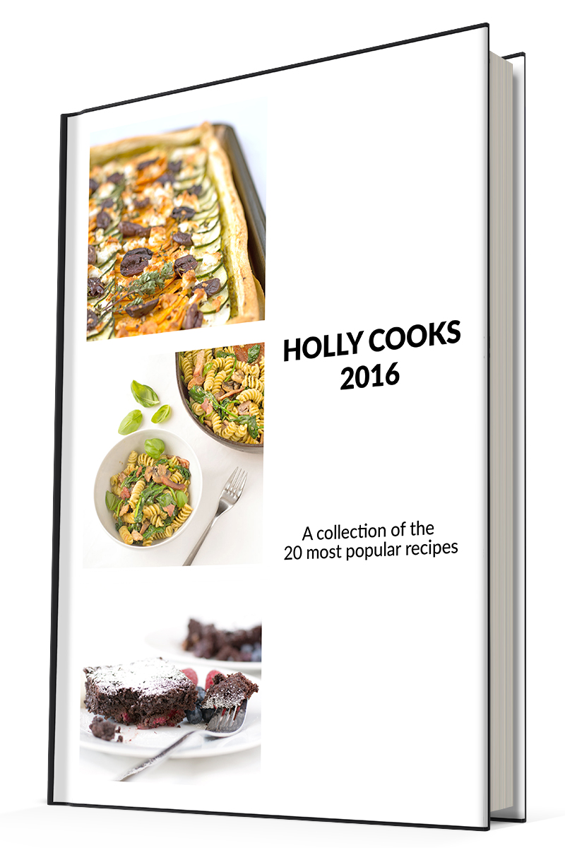 Type 1 Kitchen 2016 Recipe Book